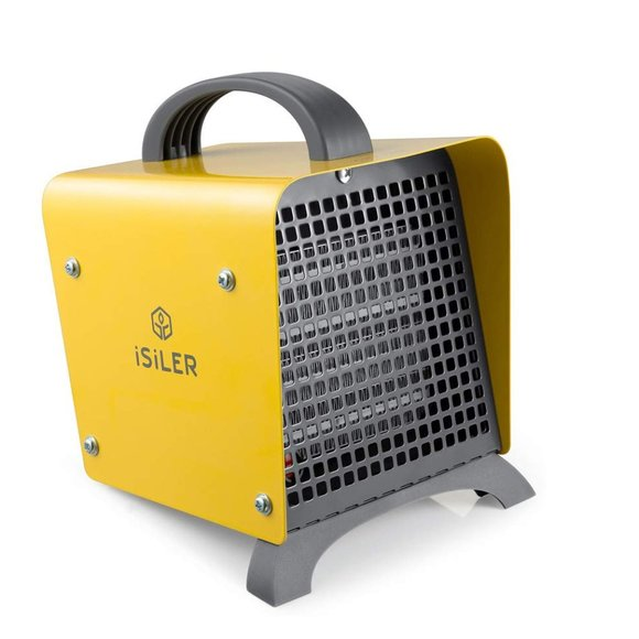 iSiler Other - SPACE HEATER - 1500W - Adjustable Fan Ceramic NEW